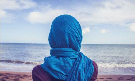 Wearing Hijab isn't Always Great