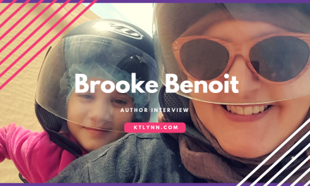 Author Interview with Brooke Benoit